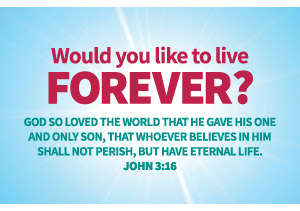 Would you like to live forever?